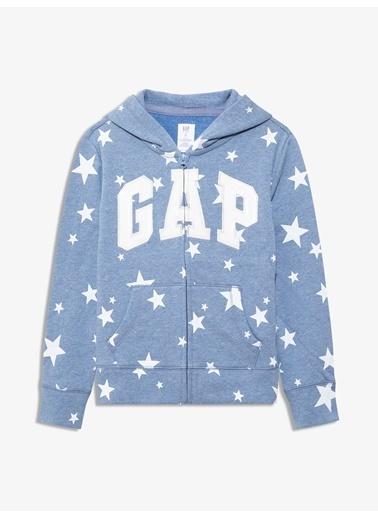 Gap Sweatshirt Mavi